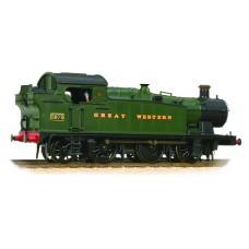 32-078 - Class 56XX Tank 5637 GWR Green - Regular -166.79