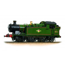 Branch-Line 32-083A - Class 56XX Tank 6644 BR Green Late Crest Weathered