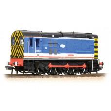 32-109 - Class 08 08631 'Eagle' Network SouthEast - Regular -181.79