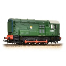 Branch-Line 32-120 - Class 08 13287 BR Plain Green Early Emblem
