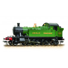 32-131 - Class 45XX Prairie Tank 4539 Great Western Green - Regular -166.79