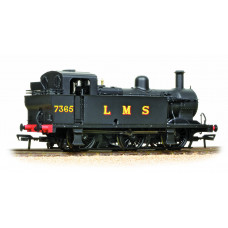 32-227DS - Fowler Class 3F 0-6-0 (Jinty) 7365 LMS Black - DCC Sound - Regular -311.79