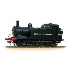 32-236 - Fowler Class 3F 0-6-0 (Jinty) 47619 BRITISH RAILWAYS Black - Regular -159.79