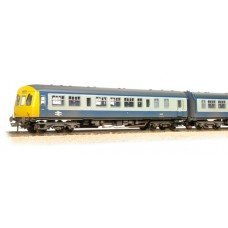 Branch-Line 32-287A - Class 101 2 Car DMU BR Blue & Grey Weathered