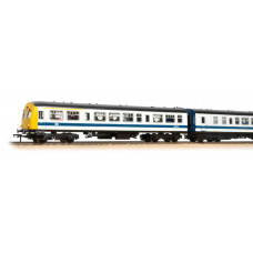 32-289 - Class 101 2 Car DMU BR Refurbished White & Blue - Regular -318.79