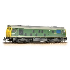 Branch-Line 32-331 - Class 25/1 25043 BR Green Full Yellow Ends Weathered