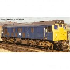 32-340 - Class 25/1 25060 BR Blue Weathered - Regular -0
