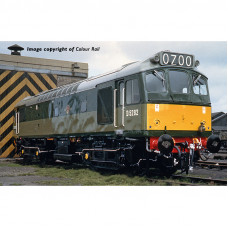 32-341 - Class 25/2 D5282 BR Green Small Yellow Panel - Regular -0