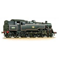 32-360A - BR Standard Class 4MT Tank 80104 BR Lined Black Late Crest - Regular -195.79