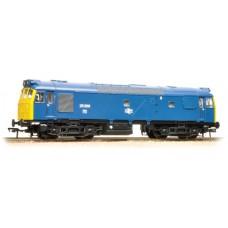 Branch-Line 32-408 - Class 25/3 25286 BR Blue Domino Head Code