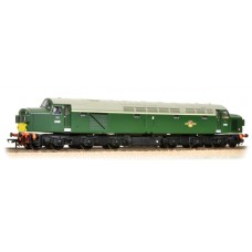 Branch-Line 32-483 - Class 40 D338 BR Green Split Head Code Small Yellow Panel