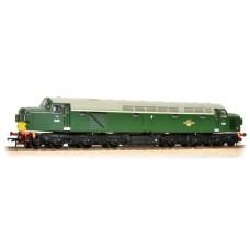 Branch-Line 32-483 - Class 40 D338 BR Green Split Head Code Small Yellow Panel