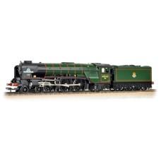 Branch-Line 32-550B - (D) Class A1 60163 'Tornado' BR Lined Brunswick Green