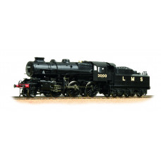 32-575A - Ivatt Class 4MT 3000 LMS Black Double Chimney - Regular -195.79