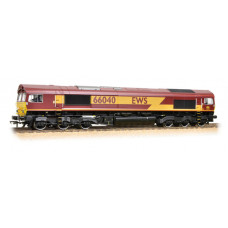 32-733DS - Class 66 66040 EWS - DCC Sound - Regular -384.79