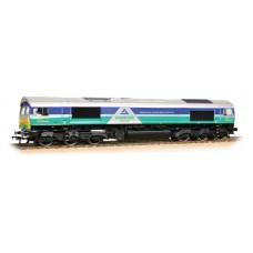32-738 - Class 66 66711 'Sence' GBRF Aggregates - Regular -246.79