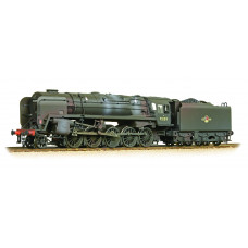 32-858 - BR Standard Class 9F 92189 BR Black L/Crest 1F Tender Weathered - Regular -289.79