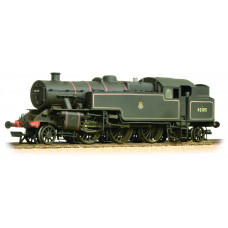 32-881 - Fairburn 2-6-4 Tank 42105 BR Lined Black E/Emblem Weathered - Regular -202.79