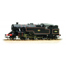 32-882 - Fairburn 2-6-4 Tank 42062 BR Lined Black Late Crest - Regular -195.79
