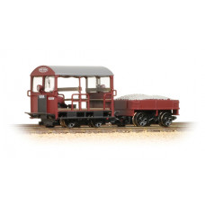 32-991 - Wickham Type 27 Trolley Car BR Maroon - Regular -130.79