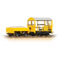32-992 - Wickham Type 27 Trolley Car BR Engineers Yellow - Regular -130.79