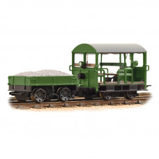 32-994 - Wickham Type 27 Trolley Car Green - Regular -130.79