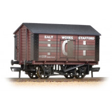 33-186 - 10 Ton Covered Salt Wagon 'ICI' Weathered - Regular -27.79