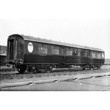34-385 - Thompson 3rd Class Corridor LNER Teak - Regular -79.79