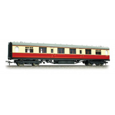 34-486 - Thompson 1st Class Corridor BR Crimson & Cream - Regular -79.79