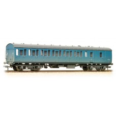 Branch-Line 34-632 - BR Mk1 Suburban Second Brake Blue Weathered