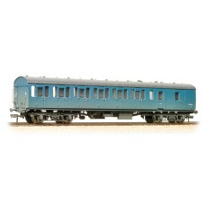 Branch-Line 34-633 - BR Mk1 Suburban Second Brake Blue Weathered