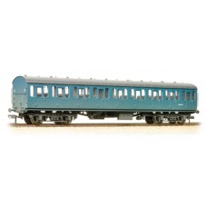Branch-Line 34-677 - BR Mk1 Suburban Open Blue Weathered