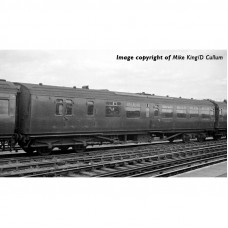 34-725 - Bulleid Semi-Open Brake Third (10