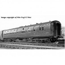 34-726 - Bulleid Semi-Open Brake Third (10