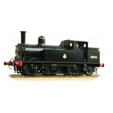 Branch-Line 35-052 - LNWR Webb Coal Tank 58900 BR Black Early Emblem