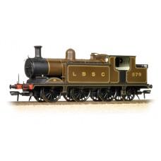 Branch-Line 35-075 - Class E4 0-6-2 579 LBSC Umber