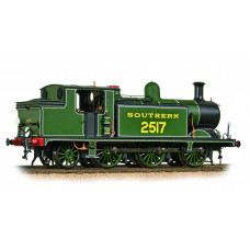 35-076A - Class E4 0-6-2 2517 Southern Green - Regular -188.79