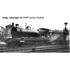 35-176 - Railway Operating Division (ROD) 2-8-0 2394 LNWR Black - Regular -253.79