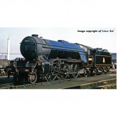 35-201 - LNER V2 60845 BR Lined Black Early Emblem - Regular -0