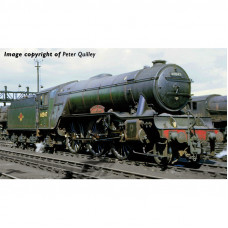 35-202 - LNER V2 60847 'St Peter's School' BR Lined Green Late Crest - Regular -0
