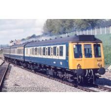 Branch-Line 35-501 - Class 117 3 Car DMU BR Blue & Grey