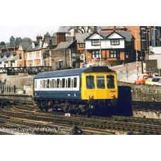 35-526 - Class 121 Single-Car Unit BR Blue & Grey - Regular -217.79