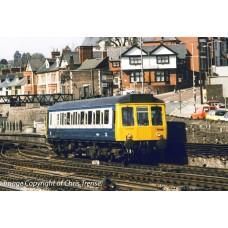 Branch-Line 35-526 - Class 121 Single-Car Unit BR Blue & Grey