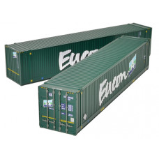 Branch-Line 36-101 - 45ft Containers 'Eucon' (x2)