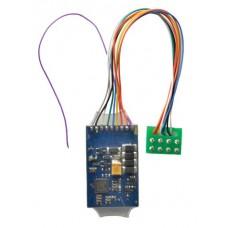 36-557 - E-Z Command 1 Amp 4 Func. 21 Pin DCC Decoder (DC Compatible) - Regular -31.79