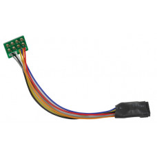 36-563 - 6 Pin Decoder Socket with 8 Pin Plug (x3) - Regular -20.79