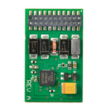 36-566 - 0.9 Amp 4 Function 8 Pin DCC Decoder featuring RailComPlus® - Regular -27.79