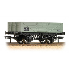 37-061C - 5 Plank Wagon Wooden Floor BR Grey - Regular -26.79
