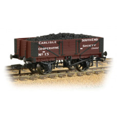 37-073 - 5 Plank Wagon Wooden Floor Carlisle Co-Op - with Wagon Load - Regular -27.79