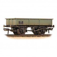 37-353B - 13 Ton Steel Sand Tippler Wagon BR Grey Weathered - Regular -28.79